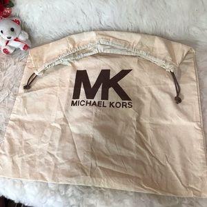 Michael Kors dust bag